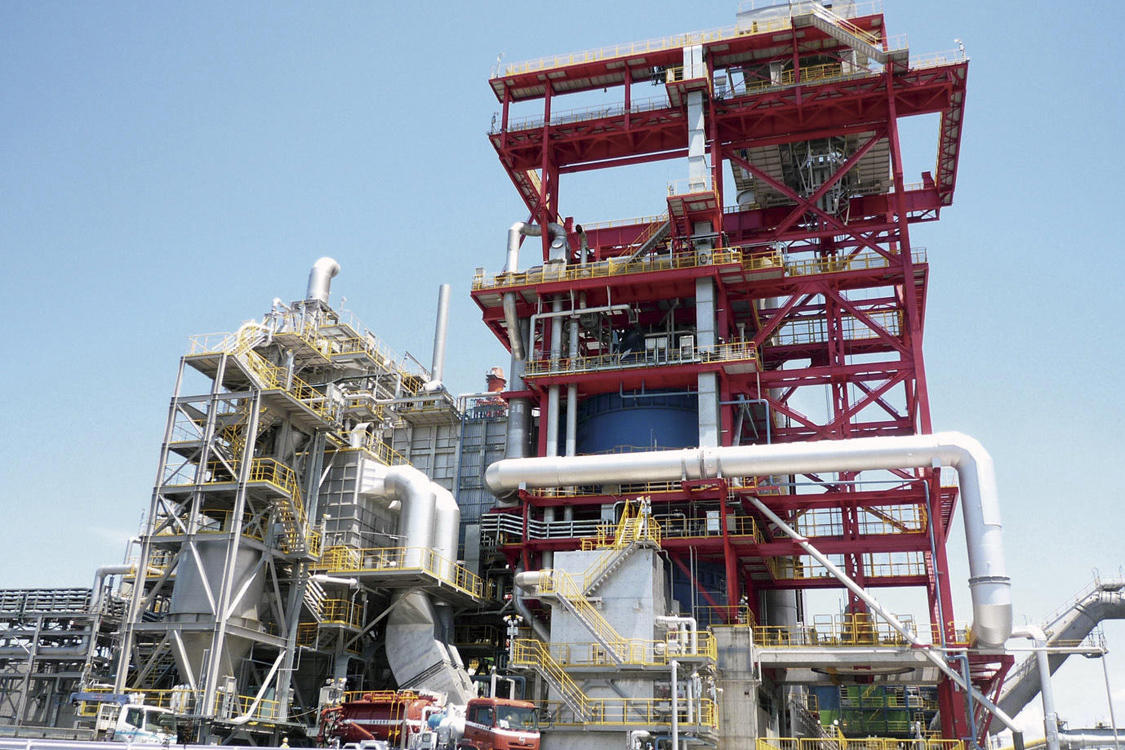 Coke Dry Quenching (CDQ) System | NIPPON STEEL ENGINEERING