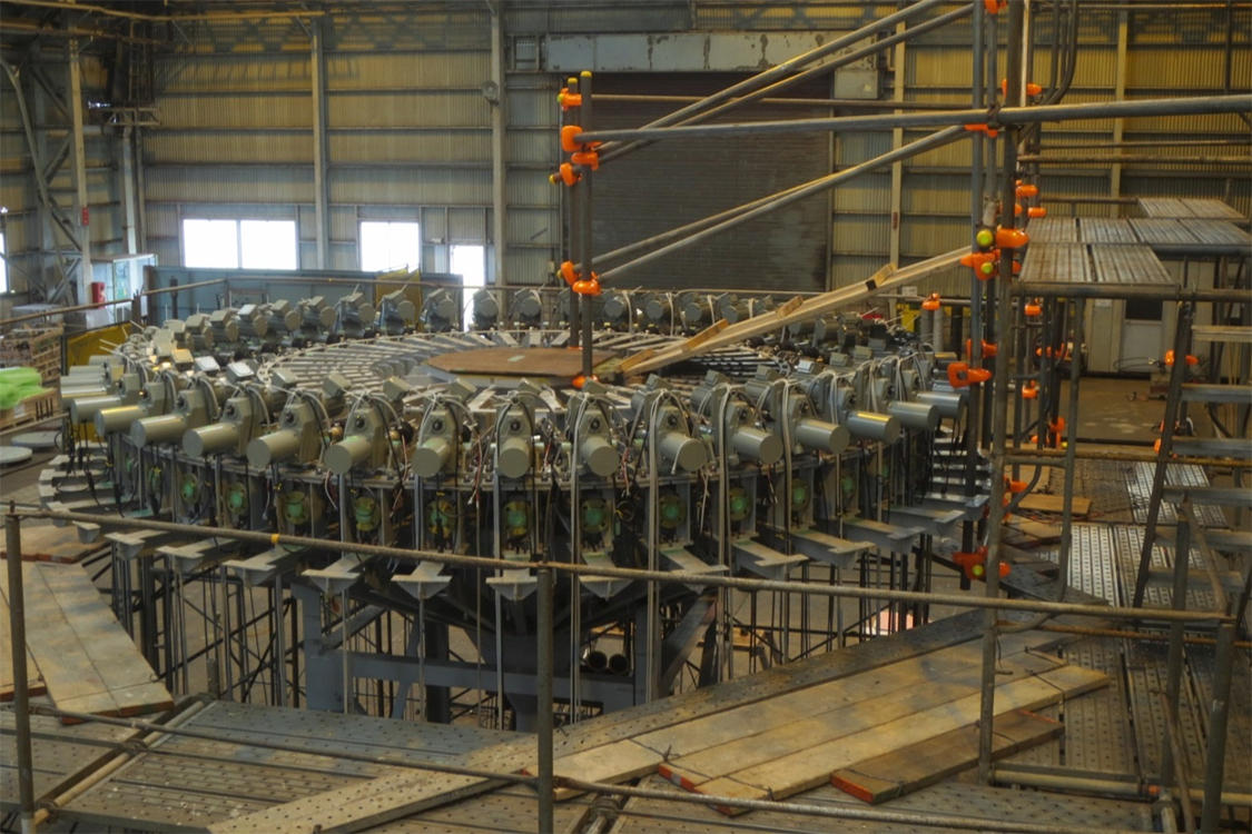 Pulverized Coal Injection (PCI) System | NIPPON STEEL ENGINEERING